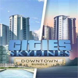 Cities Skylines Downtown Bundle