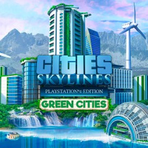 Cities Skylines Green Cities Ps4 Digital & Box Price Comparison