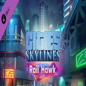 Cities Skylines Rail Hawk Radio