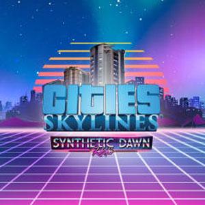 Cities Skylines Synthetic Dawn Radio