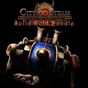 City of Steam Solid Gold Bundle Digital Download Price Comparison