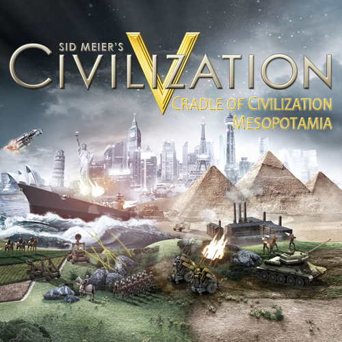 Civilization 5 Cradle of Civilization Mesopotamia Digital Download Price Comparison