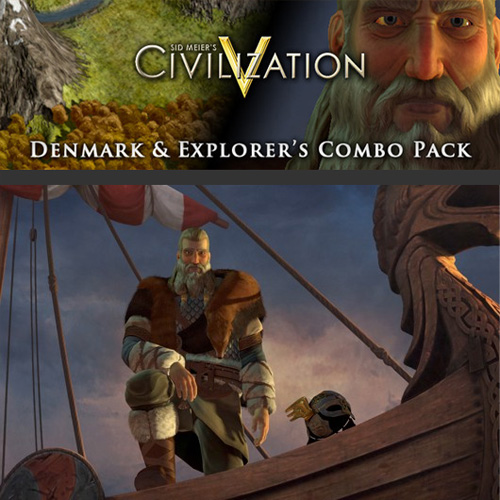 Civilization 5 Denmark and Explorers Combo Pack Digital Download Price Comparison
