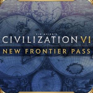 Civilization 6 New Frontier Pass Ps4 Digital & Box Price Comparison
