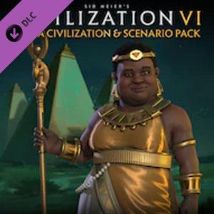 Civilization 6 Nubia Civilization and Scenario Pack
