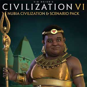 Civilization 6 Nubia Civilization & Scenario Pack Digital Download Price Comparison align=
