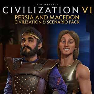 Civilization 6 Persia and Macedon Civilization and Scenario Pack Digital Download Price Comparison