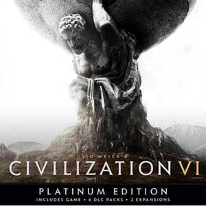Civilization 6 Platinium Edition Digital Download Price Comparison