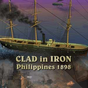 Clad in Iron Philippines 1898 Digital Download Price Comparison