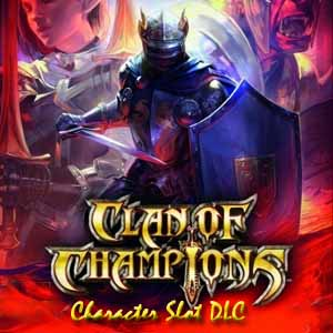 Clan of Champions Character Slot Digital Download Price Comparison