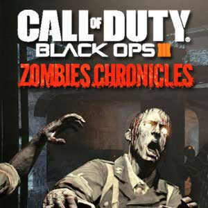 COD Black Ops 3 Zombies Chronicles XBox One Code Price