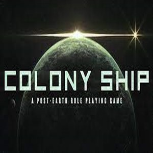 Colony Ship A Post Earth Role Playing Game Digital Download Price Comparison