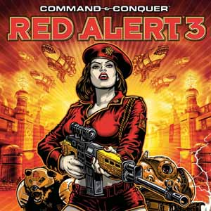 Command and Conquer Red Alert 3 PS3 Code Price Comparison