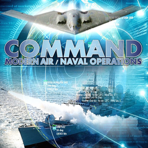 Command Modern Air / Naval Operations WOTY Digital Download Price Comparison