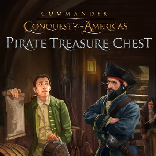 Commander Conquest of the Americas Pirate Treasure Chest Digital Download Price Comparison