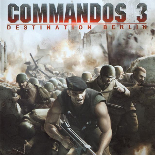 Commandos 3 Destination Berlin Digital Download Price Comparison