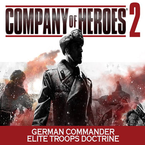 Company of Heroes 2 German Commander Elite Troops Doctrine Digital Download Price Comparison