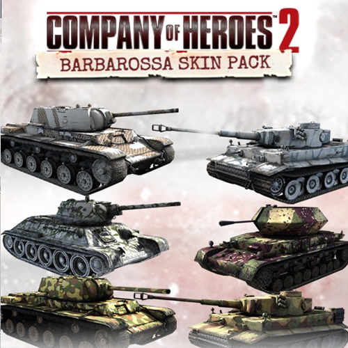 Company of Heroes 2 Barbarossa Skin Pack Digital Download Price Comparison