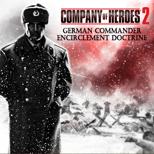 Company of Heroes 2 German Commander Encirclement Doctrine Digital Download Price Comparison