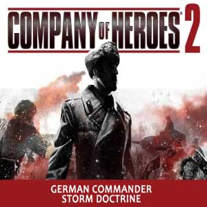 Company of Heroes 2 German Commander Storm Doctrine Digital Download Price Comparison
