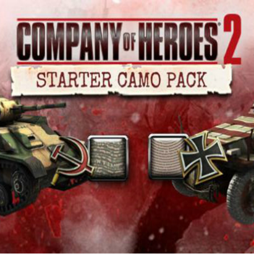 Company of Heroes 2 Starter Camo Digital Download Price Comparison