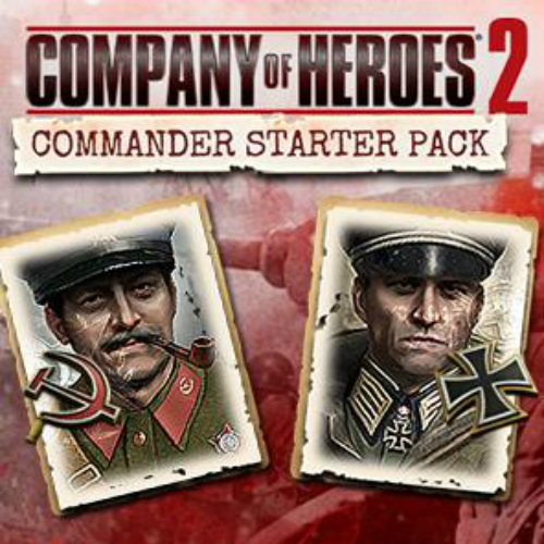 Company of Heroes 2 Starter Commander Digital Download Price Comparison