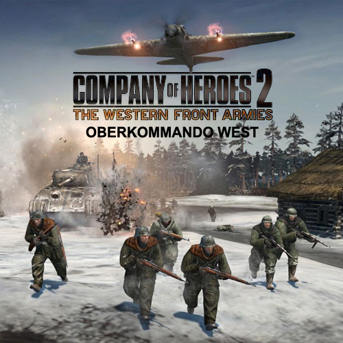 Company of Heroes 2 The Western Front Armies Oberkommando West Digital Download Price Comparison