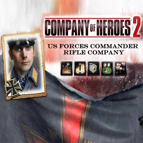 Company Of Heroes 2 US Forces Commander Rifle Company Digital Download Price Comparison
