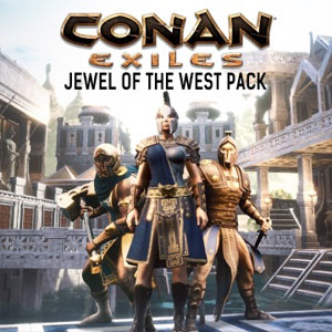 Conan Exiles Jewel of the West Pack Ps4 Digital & Box Price Comparison