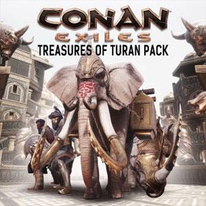 Conan Exiles Treasures of Turan Pack Ps4 Digital & Box Price Comparison