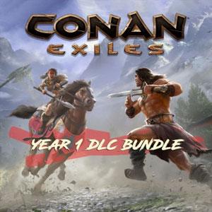 Conan Exiles Year 1 DLC Bundle Xbox One Digital & Box Price Comparison