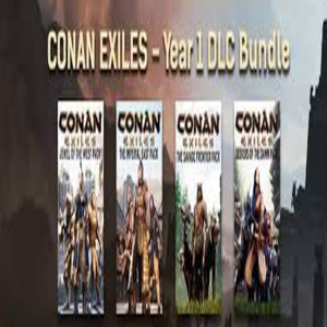 Conan Exiles Year 1 DLC Bundle