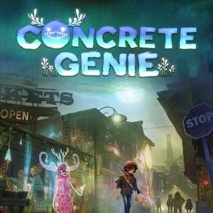 Concrete Genie PS4 Code Price Comparison