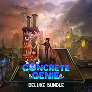 Concrete Genie Deluxe Bundle