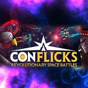 Conflicks Revolutionary Space Battles