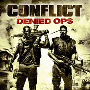 Conflict Denied Ops XBox 360 Code Price Comparison