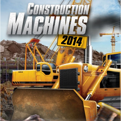 Construction Machines 2014 Digital Download Price Comparison