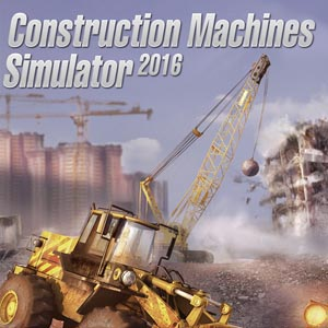 Construction Machines Simulator 2016 Digital Download Price Comparison