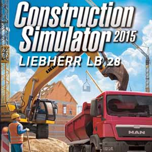 Construction Simulator 2015 Liebherr LB 28 Digital Download Price Comparison