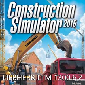 Construction Simulator 2015 Liebherr LTM 1300 6.2 Digital Download Price Comparison