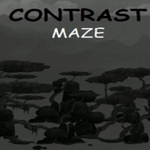 Contrast Maze
