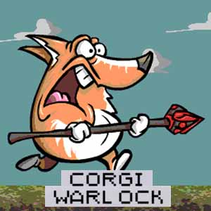 Corgi Warlock Digital Download Price Comparison