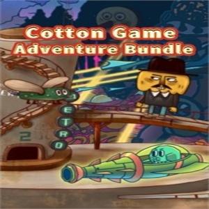 Cotton Games Adventure Bundle