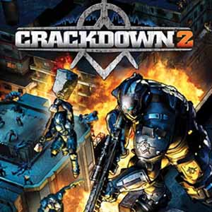 Crackdown 2 XBox 360 Code Price Comparison