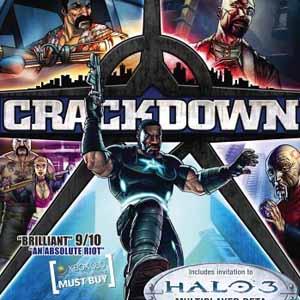 Crackdown XBox 360 Code Price Comparison