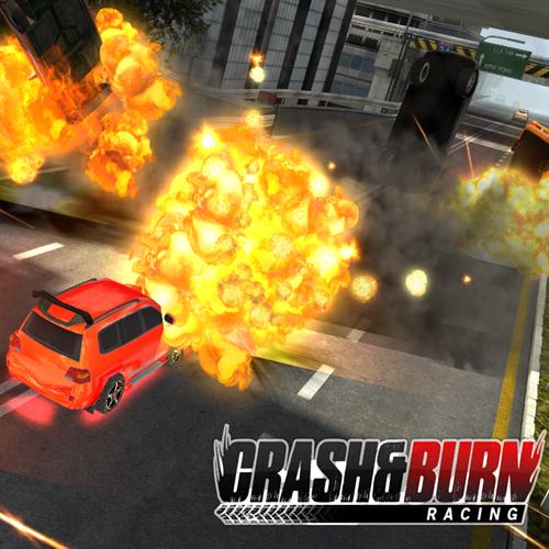 Crash and Burn Racing Digital Download Price Comparison