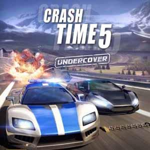 Crash Time 5 Undercover PS3 Code Price Comparison