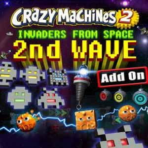 Crazy Machines 2 Invaders From Space 2nd Wave Digital Download Price Comparison