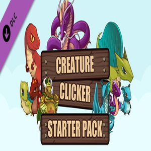 Creature Clicker Starter Pack Digital Download Price Comparison