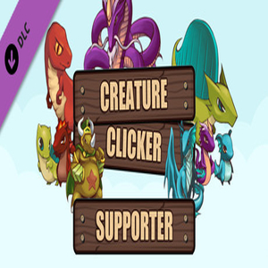 Creature Clicker Supporter Pack
